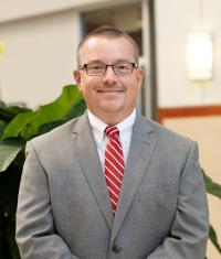 Headshot of Dr. Dennis Carter