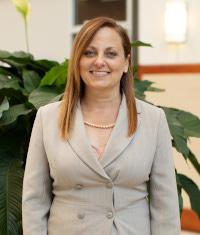 Headshot of Dr. Karen Schetzina